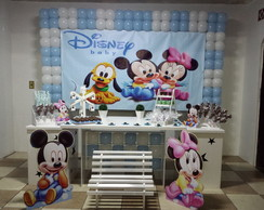 Decora��o Clean Disney Baby