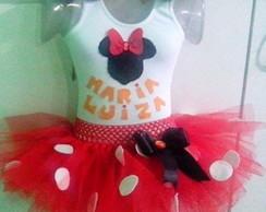 Fantasia Minnie Personalizada
