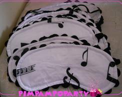 8 M�scaras para Dormir Notas Musicais