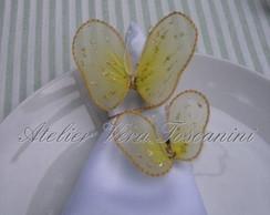 Porta-guardanapo borboletas