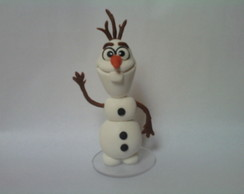 Lembrancinha Olaf