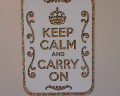 Quadro KEEP CALM