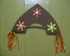 Chap�u de cangaceiro feminino