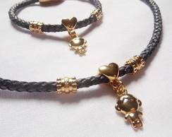 Cole��o Amo Meu Beb� (colar ou pulseira)
