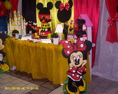 kit festa minnie e mickey completa