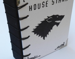 Caderno  Game of Thrones