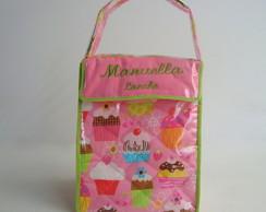 Lunch Bag - Plastificada