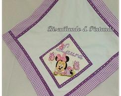 Manta de Pique� - Minnie