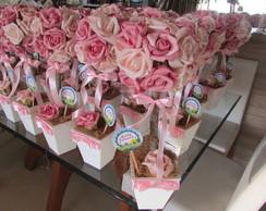 Topiara Proven�al 18 rosas tam. G & topp