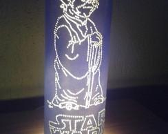 Lumin�ria Mestre Yoda