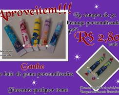 Promo��o bisnaga + Bala de goma comprida