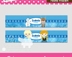 Adesivo para mini refrigerante - Frozen