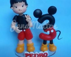 Topo Personalizado Menino Mickey