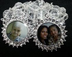 Medalha para noiva - Acess�rio
