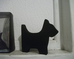 Enfeite de mesa SCOTTISH TERRIER