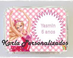 Marmitinha Barbie