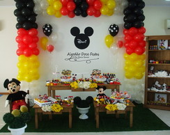 Decora��o Festa Mickey