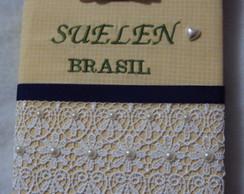 Caderno de mensagens Brasil