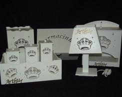 Kit Higiene Recorte a Laser + Farm�cia