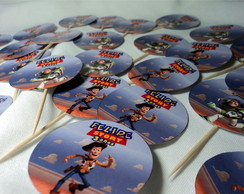 Topper Personalizado Toy Story!
