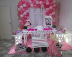Decora��o Proven�al da Barbie Princesa