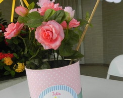 Latas decoradas Peppa Pig