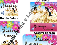 KIT DIGITAL DAS  PRINCESAS