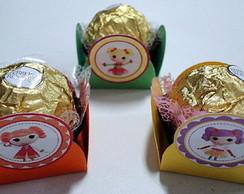 Forminhas - Lalaloopsy - Boneca de Pano