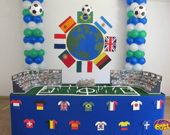 Decora��o Copa/Futebol
