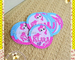 Adesivo personalizado My Little Pony