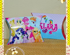 Caixinha Pillow My Little Pony