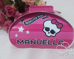 Caixinha Personalizada - Monster High