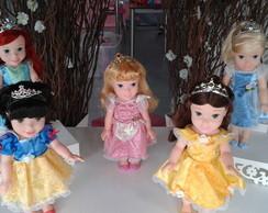 Loca��o de Boneca - Princesas