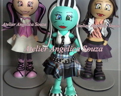 Monster High em EVA - 22cm
