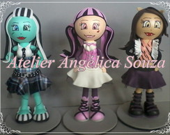 Monster High em EVA - 15cm