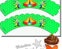 Wrapper para cup cake