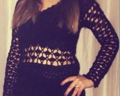 Vestido Lilly Curto