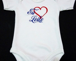 Body bordado e personalizado