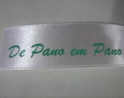 Etiquetas de tecido em 01 cor
