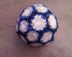 Bola de sabugo azul