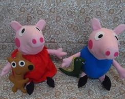 Fam�lia Peppa Pig