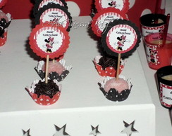 Topper personalizado Minnie