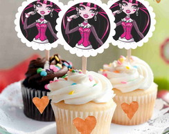 20 Toppers Monster High