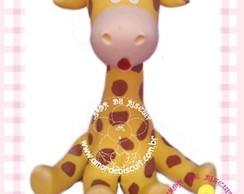 Safari em Biscuit Girafa