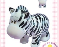 Safari em Biscuit Zebra