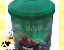 Cofrinho do Angry Birds