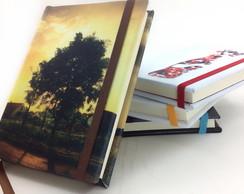 Mini Caderno de Anota��es Personalizado