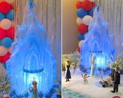 Decora��o Frozen