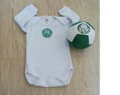 Kit Body e Bola de Pel�cia Times Futebol
