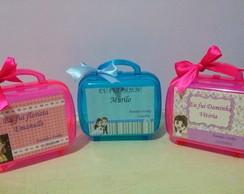 maletas para daminhas e pajens